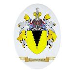 Waterhouse Oval Ornament