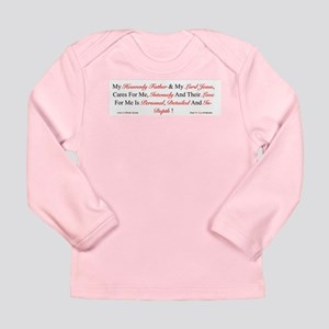 My Heavenly Father & Lord Long Sleeve T-Shirt