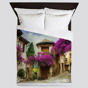 France Provence Queen Duvet