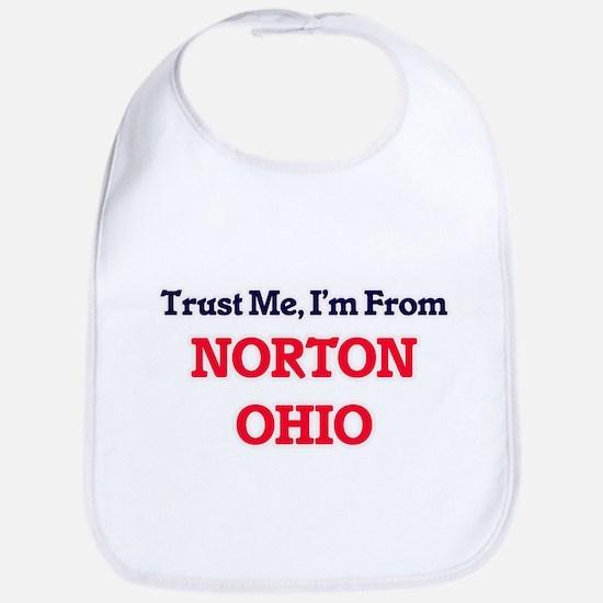 Trust Me, I'm from Norton Ohio Bib