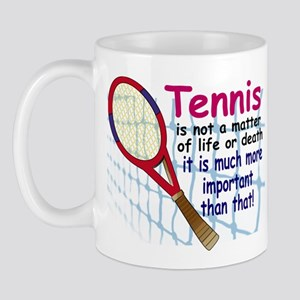 Tennis Life or Death Mug