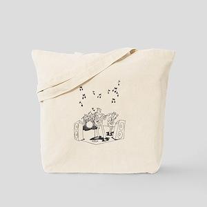 music band Tote Bag