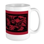 Chinese Dragon Large Mug