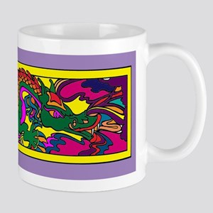 Chinese Dragon Mug Mugs