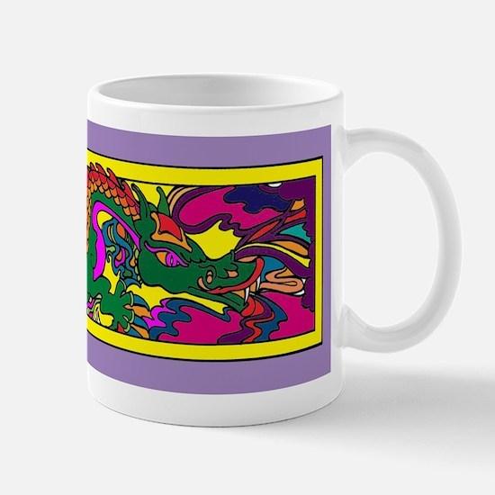 Chinese Dragon Mug Mugs