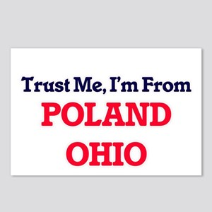 Trust Me, I'm from Poland Postcards (Package of 8)