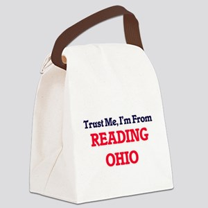 Trust Me, I'm from Reading Ohio Canvas Lunch Bag