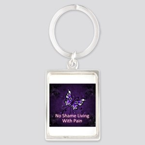 Invisible illnesses Keychains