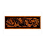 Chinese Dragon 35x21 Wall Decal