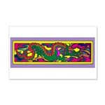 Chinese Dragon 20x12 Wall Decal