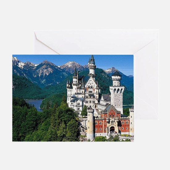 Unique Germany Greeting Card