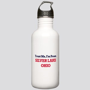 Trust Me, I'm from Sil Stainless Water Bottle 1.0L