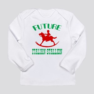 futureitalianstallionclr Long Sleeve T-Shirt