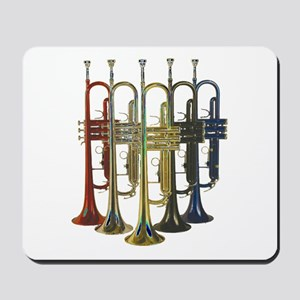 Trumpets Multi Mousepad