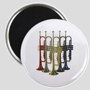 Trumpets Multi Magnet
