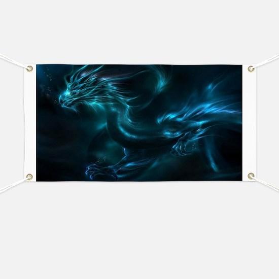 Cute Dragon Banner