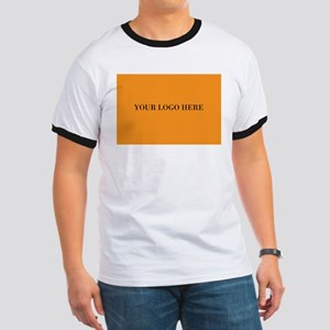 Your Logo Here (Rectangle) T-Shirt