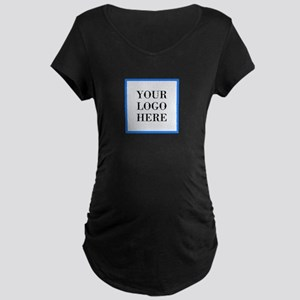 Your Logo Here Maternity T-Shirt