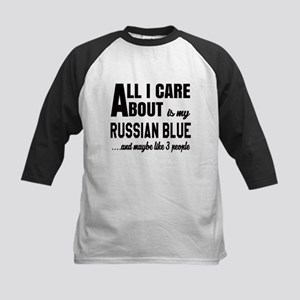 All I care about is my Russia Kids Baseball Jersey