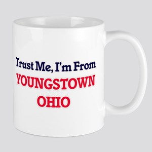 Trust Me, I'm from Youngstown Ohio Mugs