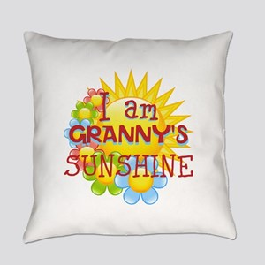 PERSONALIZE SUNSHINE Everyday Pillow