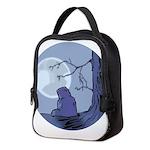 Light of the Moon #1 Neoprene Lunch Bag
