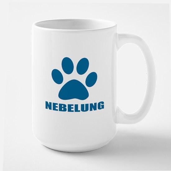 Nebelung Cat Designs Mug