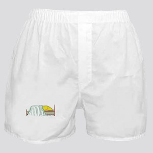 Sleeping Emoji Boxer Shorts