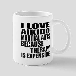 Aikido Martial Arts Therapy Mug