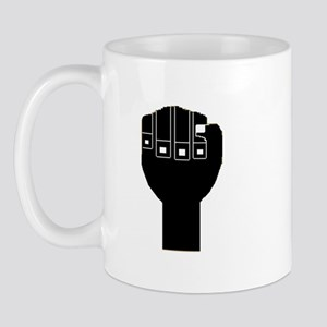 Black Power Mug