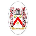Watch Sticker (Oval)