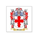 Waszak Square Sticker 3