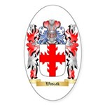 Waszak Sticker (Oval 50 pk)
