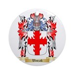 Waszak Round Ornament