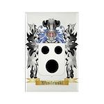 Wasilewski Rectangle Magnet (100 pack)