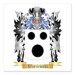 Wasilewski Square Car Magnet 3
