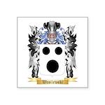 Wasilewski Square Sticker 3