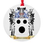 Wasilewicz Round Ornament