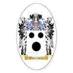 Wasilewicz Sticker (Oval 10 pk)