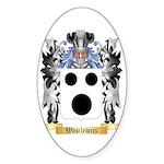 Wasilewicz Sticker (Oval 50 pk)