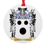 Wasielewski Round Ornament