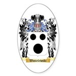 Wasielewski Sticker (Oval)