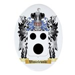 Wasielewski Oval Ornament