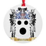 Wasielczyk Round Ornament