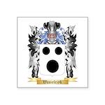 Wasielczyk Square Sticker 3