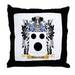 Wasielczyk Throw Pillow