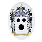 Wasielczyk Oval Ornament