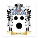 Wasiela Square Car Magnet 3