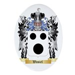 Wasiel Oval Ornament