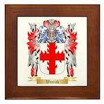 Wasiak Framed Tile